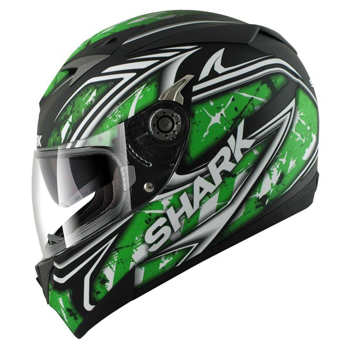 Shark S700 Jost Matte Helmet Shark Helmets Full Face Helmets