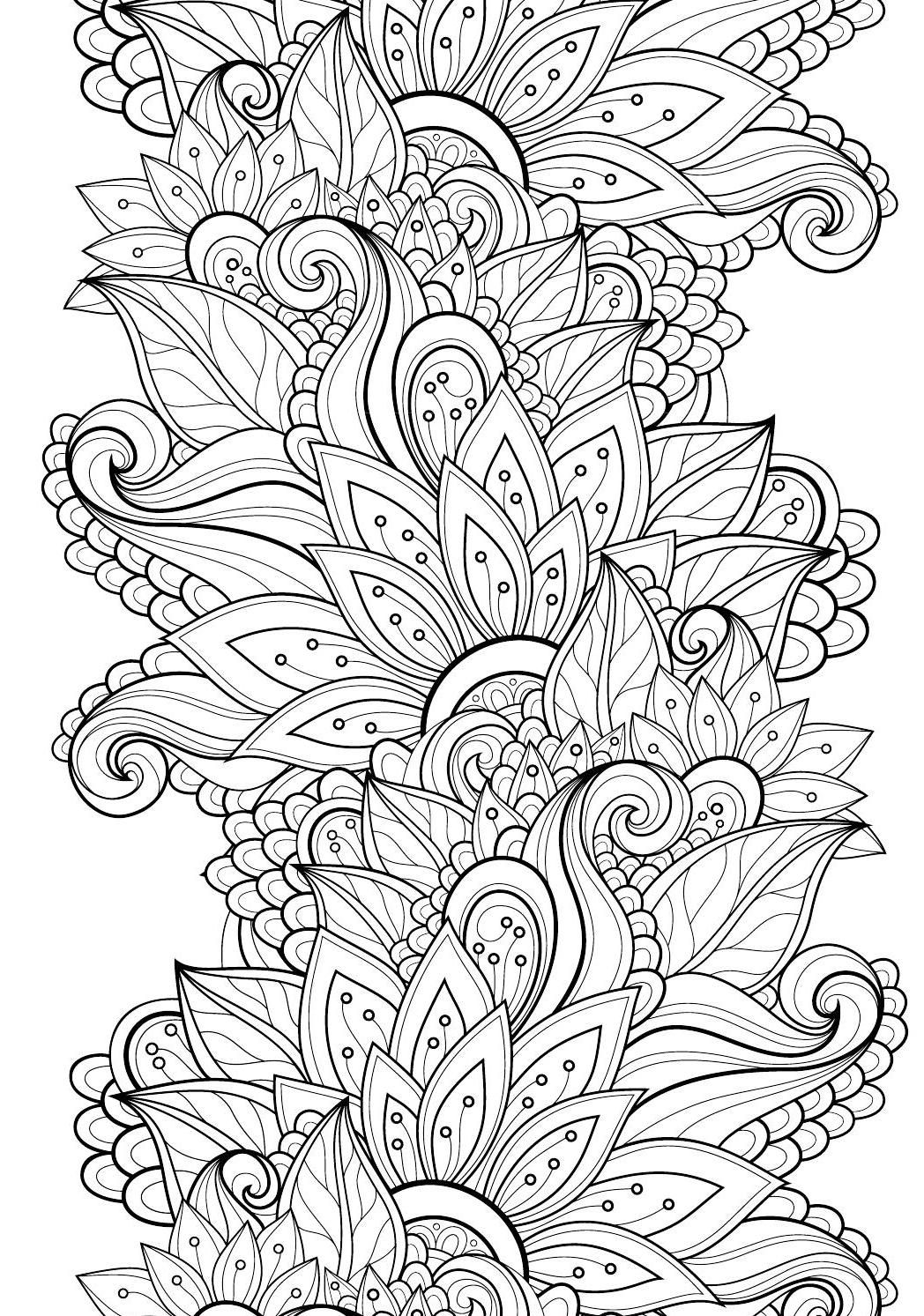 calm coloring pages - photo#26