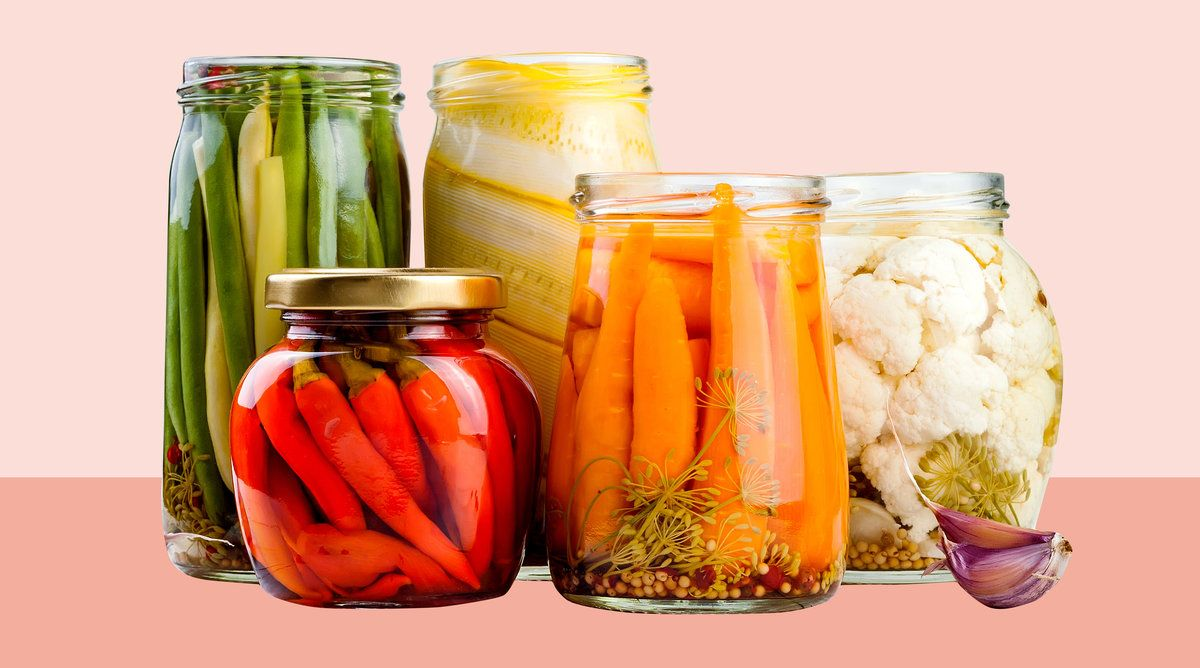 The 5 Best Fermented Foods for a Healthier Gut