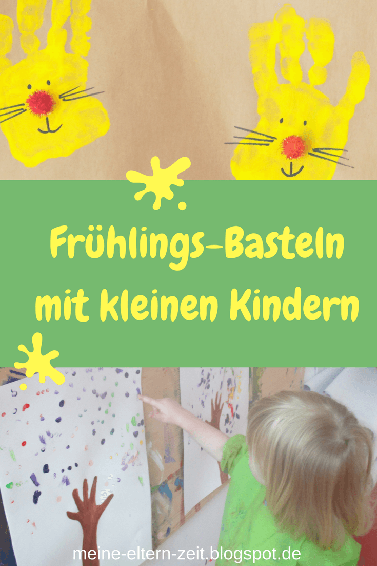 Photo of Frühlingsbasteln mit kleinen Kindern: Super-einfache Ideen für bastelunbegabte Kleinkind-Eltern
