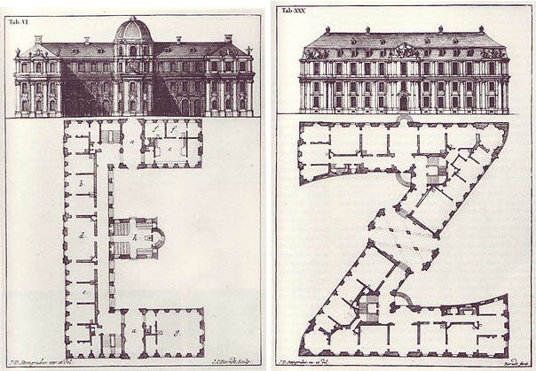 Johann david steingruber fulfilled his literary ambitions for Architectural letter photos