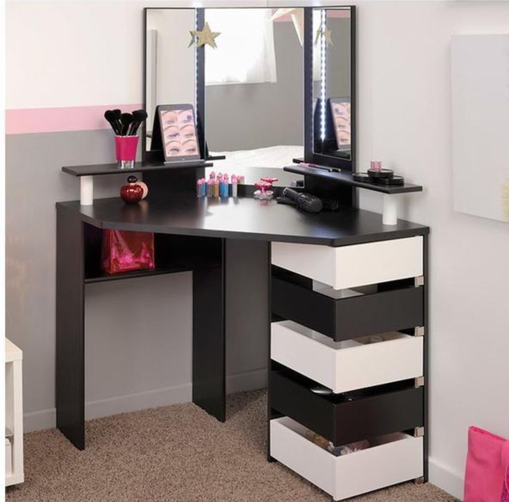 Found It At Wayfair   Volage Makeup Vanity With Mirror