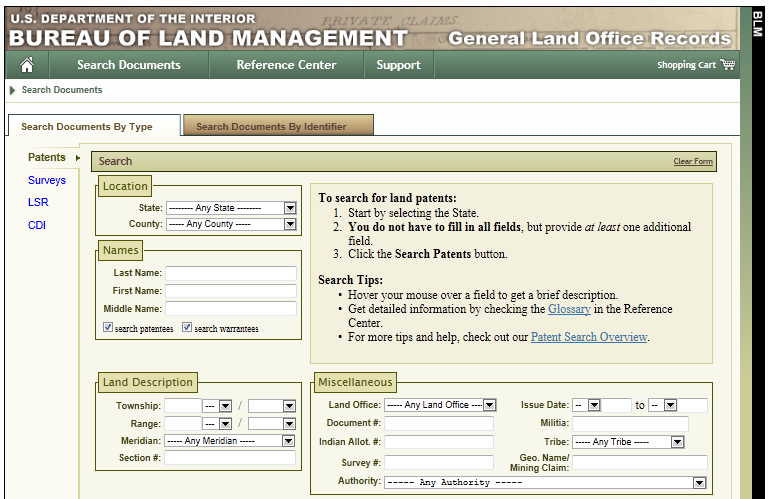 From Land Patent To Google Earth Bureau Of Land Management Google Earth Land Management