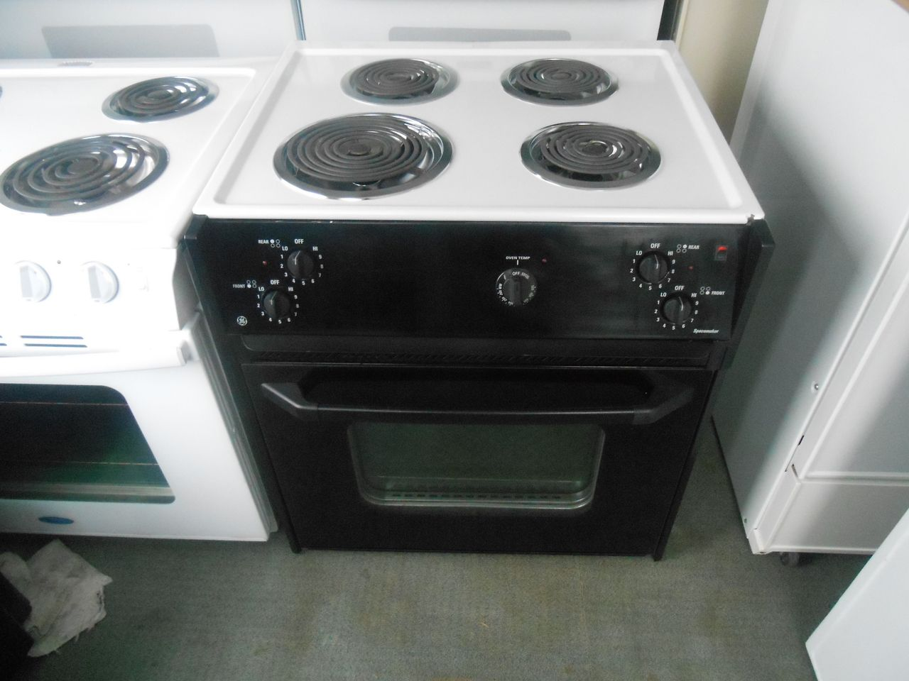 Pin By Appliance City On Ge 27 Inch Drop In Electric Range