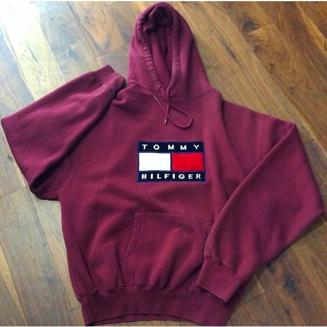 clothes france on Twitter: ‼️Sweat Tommy Hilfiger Noir