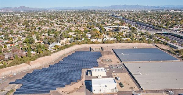 Pin by ASU LightWorks on Arizona Renewables | Solar projects
