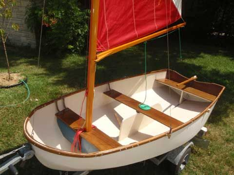 Dyer dhow midget for sale — pic 1