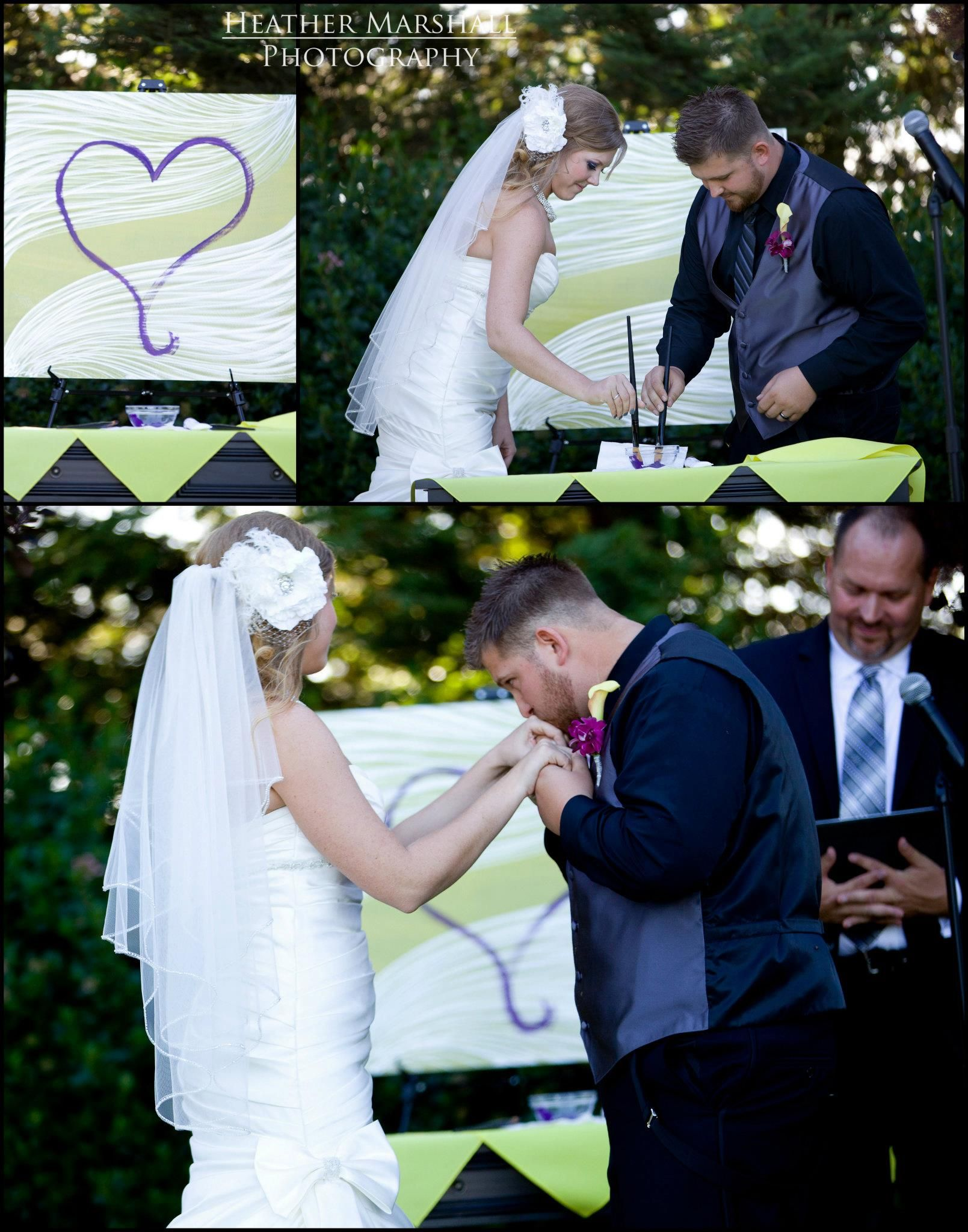 non traditional unity ceremony ideas wedding unity ideas Painting Super