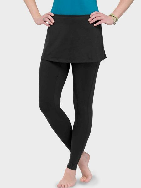 848e2c6f0089c Women's Skirted Pants - <p> <b>Our Skirted Capris are designed for the gym?  refined for everywhere else.</b> We designed them for the gym, ...