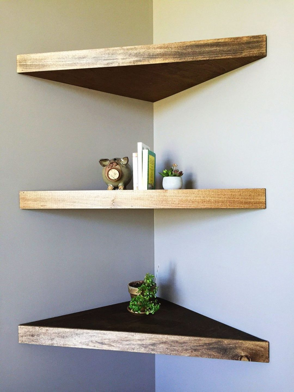 30 Best And Easy Diy Wooden Pallet Corner Shelf Designs For You