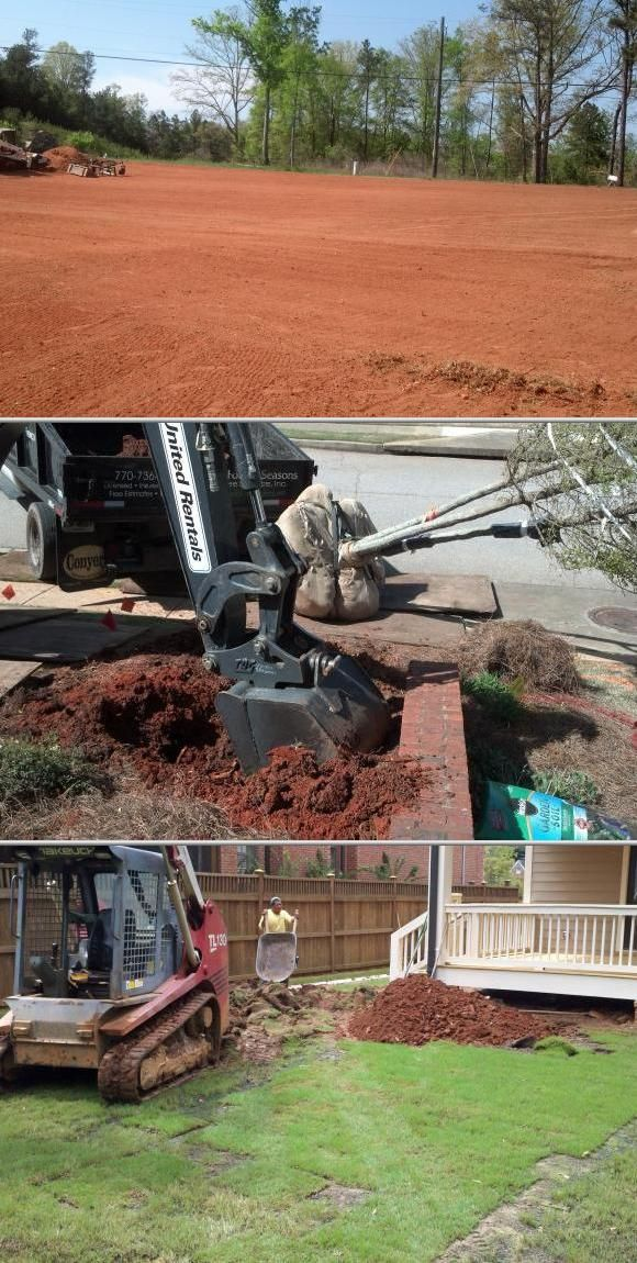 Atlanta Outdoor Services is a locally owned business offering all types of tree care solutions. They place emphasis on fertilization and pruning for conservation. They also do stump grinding and more.