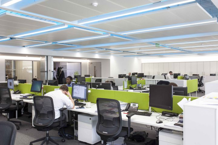 Ceiling D E T A I L Office Lighting Uk Retail