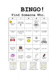 Find Someone Who is the best ice breaker activity!! Check out ...