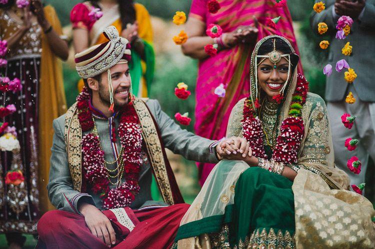 Casarse en Marbella por el Rito Hindi. Boda India en Marbella ...