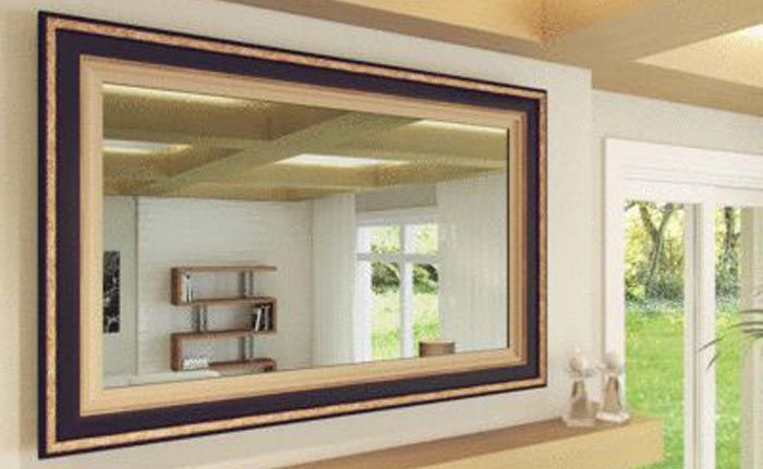 Best Mirror TV Reviews: TV That Looks Like a Mirror When Turned Off ...