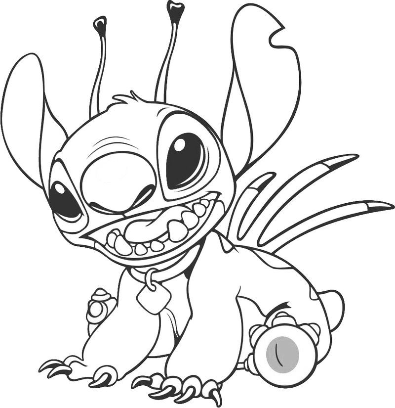 Stitch Coloring Pages Ideas For Kids Free Coloring Sheets Stitch Coloring Pages Disney Coloring Pages Stitch Disney