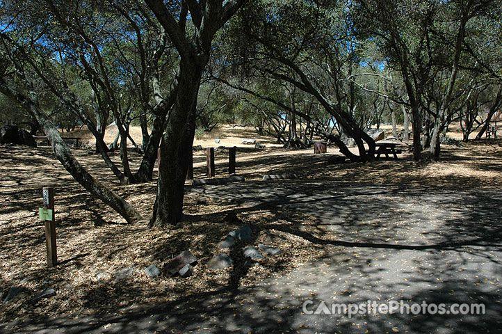 Folsom lake sra beals point campsite photos info