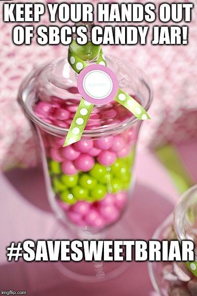 #savesweetbriar