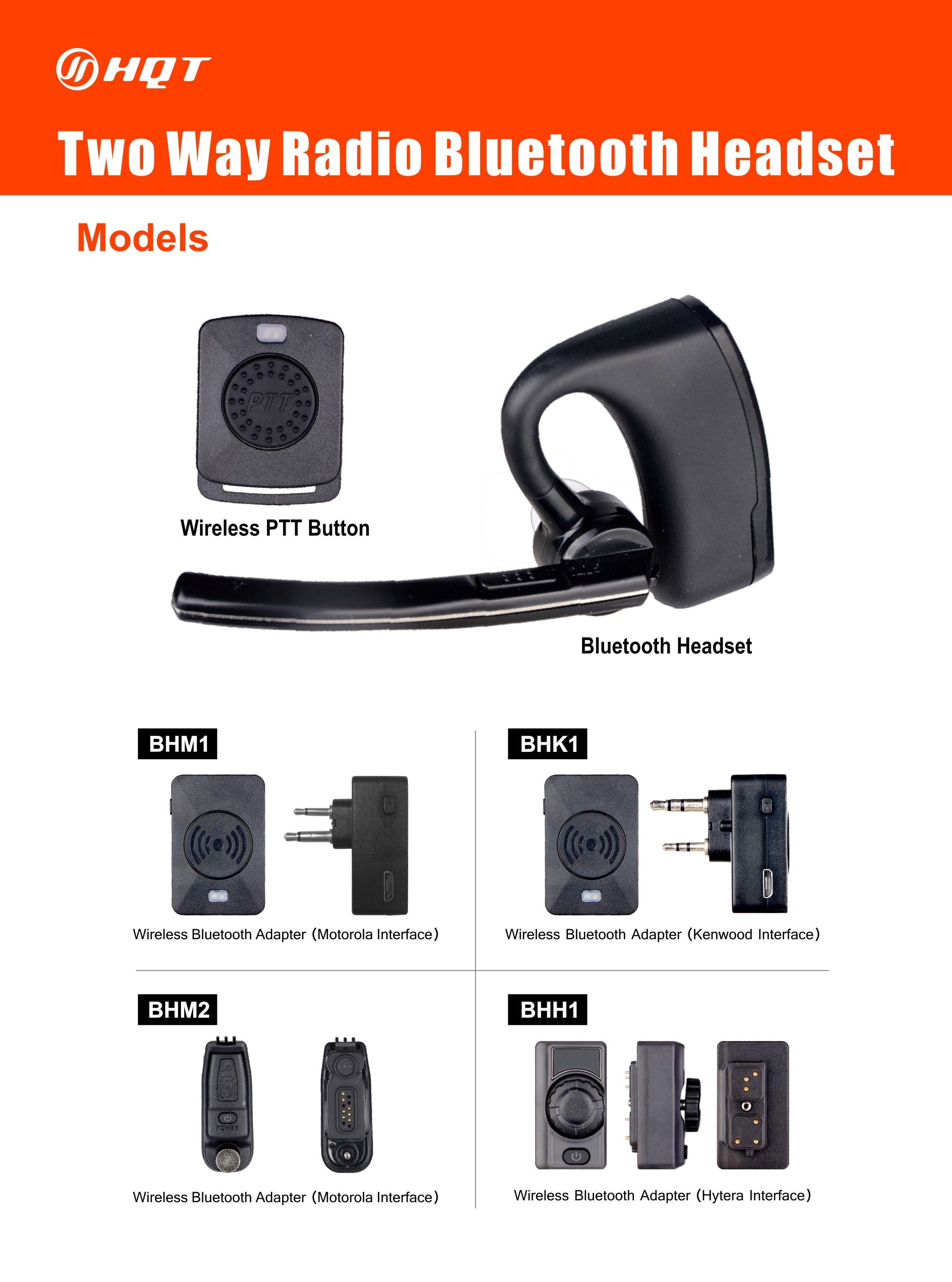 Dual Purpose Application Available To Connect Two Way Radio And Mobile Phone Simultaneously Two Way Rad Two Way Radio Bluetooth Adapter Bluetooth Headset