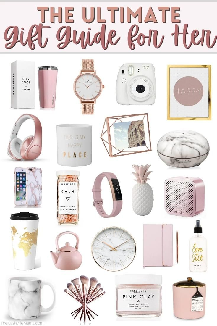 The Best Gift Guide for Her