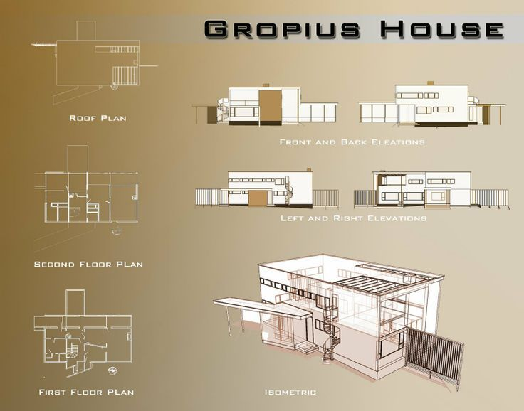 Gropius House gropius house pesquisa planos house