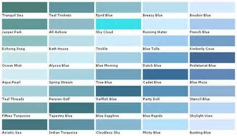 Paint Color Chart Valspar Droughtrelief