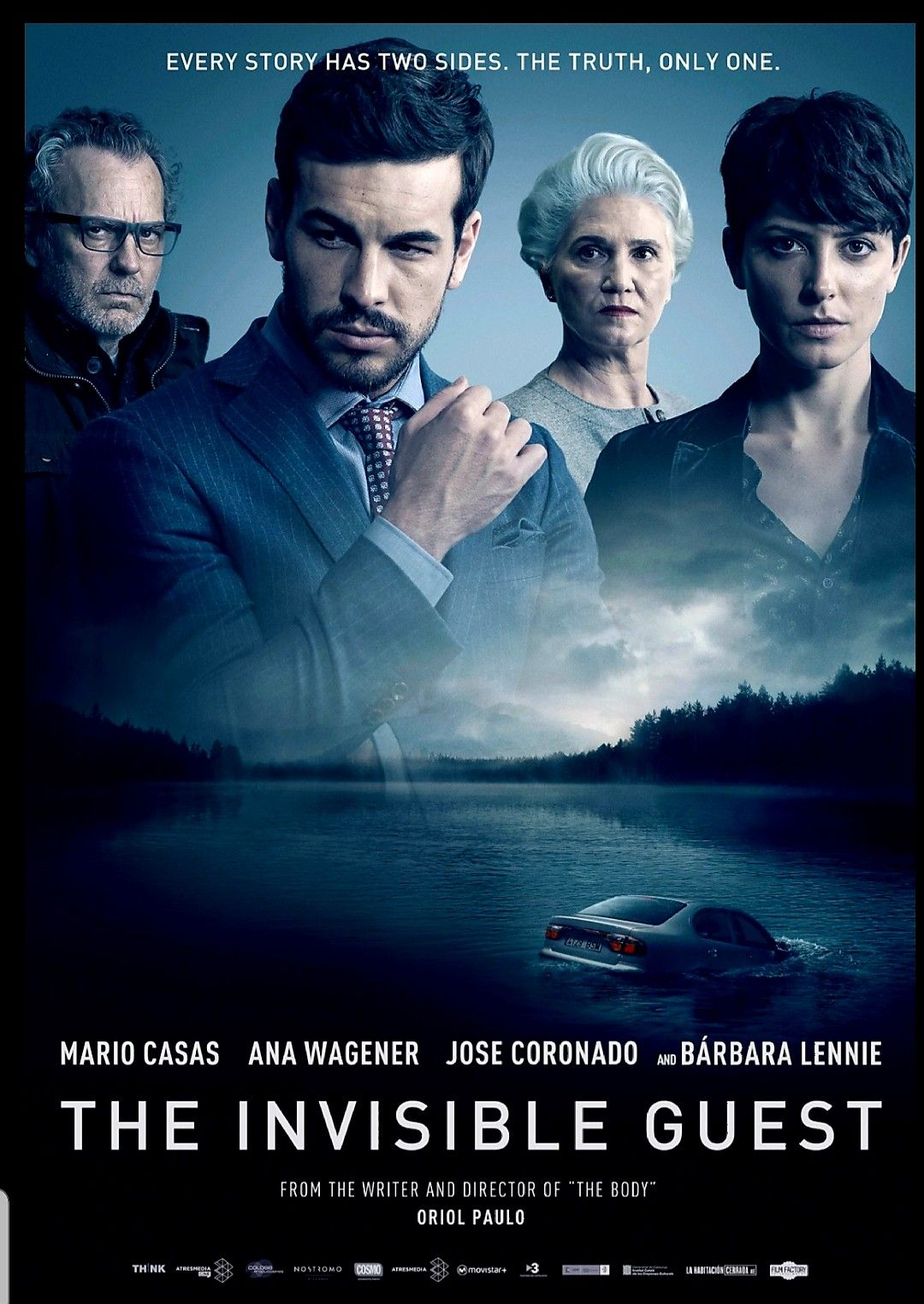 The Invisible Guest 2016 A Young Businessman Wakes Up In A Locked Hotel Room Next To The Body Of His Full Movies Online Free Inspirational Movies Full Movies