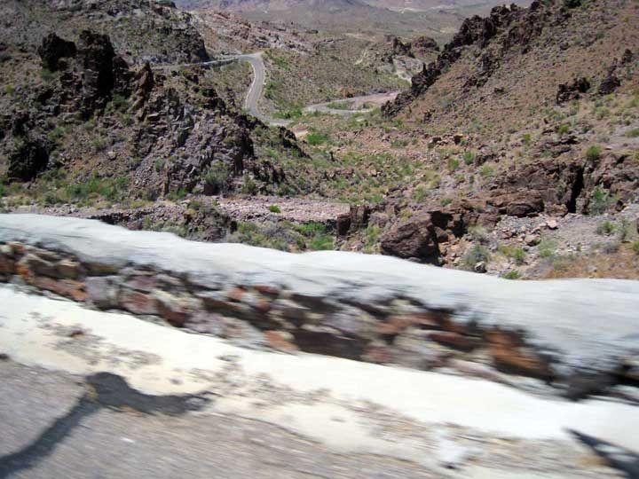 route 66 kingman-oatman, az