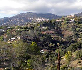 Mission Canyon, Santa Barbara