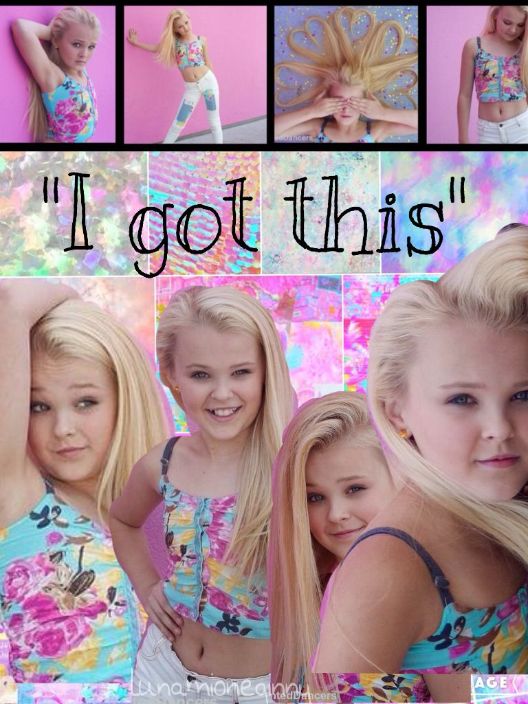 Miss Mal Jojo Siwa Photoshoot With Kimber Hamill Jojo Siwa