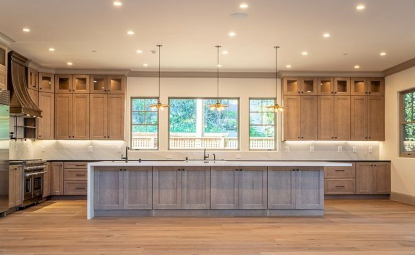 40 non white farmhouse kitchen design ideas white farmhouse kitchens kitchen farmhouse style on kitchen remodel not white id=30520