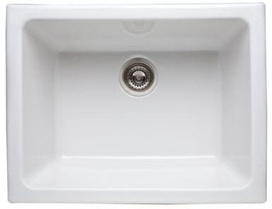 rohl 6347 24 inch fireclay kitchen sink with 10 inch deep bowl acid alkali rohl 6347 24 inch fireclay kitchen sink with 10 inch deep bowl      rh   pinterest com