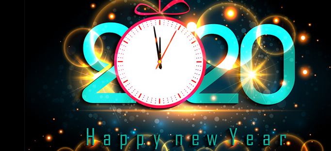 Happy New Year 2020 Countdowns Clocks Images Happy New Year Images New Year Images Quotes About New Year