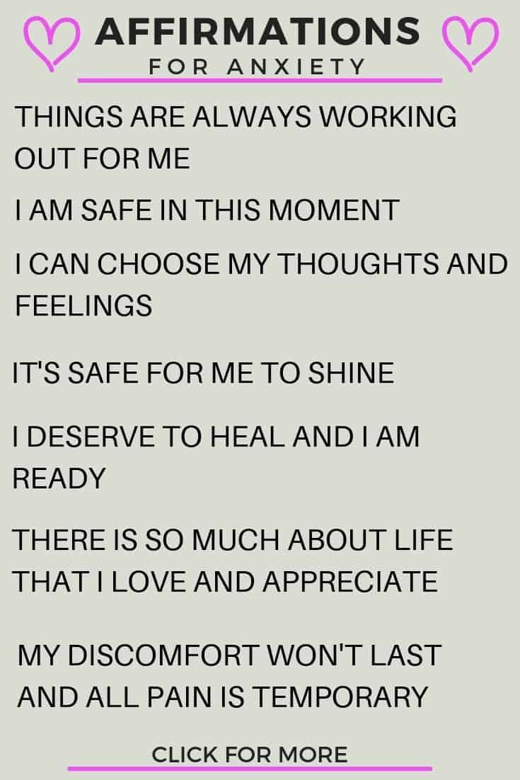 The Ultimate Guide to Daily Affirmations  mental health tips  coping with anxiety  managing anxiety  anxious  stop panic attacks  anxiety tips  live with anxiety  positiv...