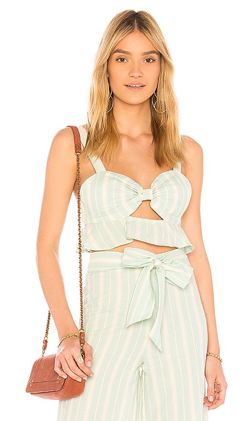 Shop for Tularosa Sydney Tank in Mint Julep at REVOLVE. Free 2-3 day shipping and returns, 30 day price match guarantee.
