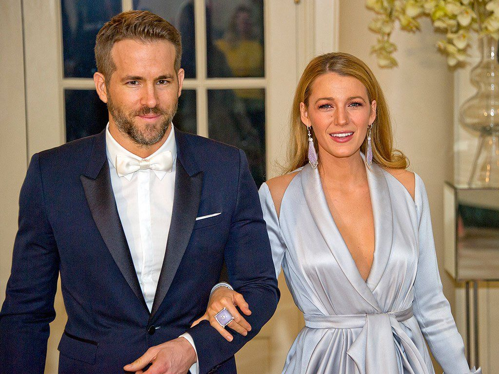 Jokester Ryan Reynolds Crops Out Wife Blake Lively Out Of