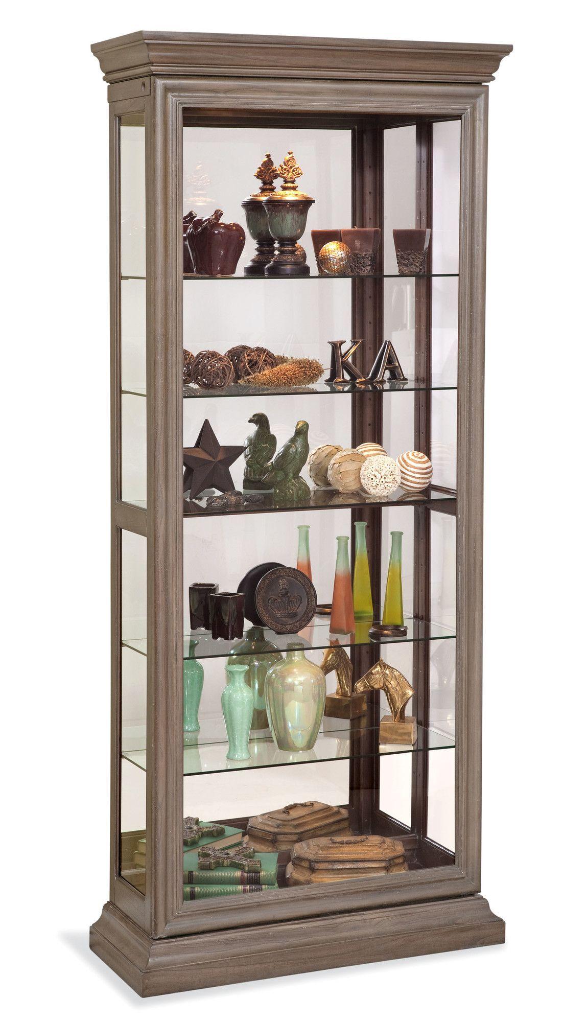 destiny lighted curio cabinet destiny and products rh pinterest com