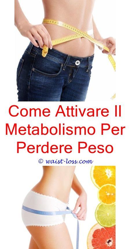 perdere peso tisanoreica