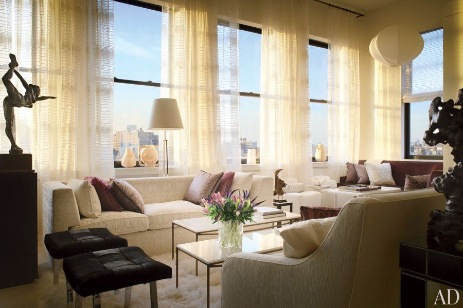 31 living room ideas from the homes of top designers architectural rh pinterest com
