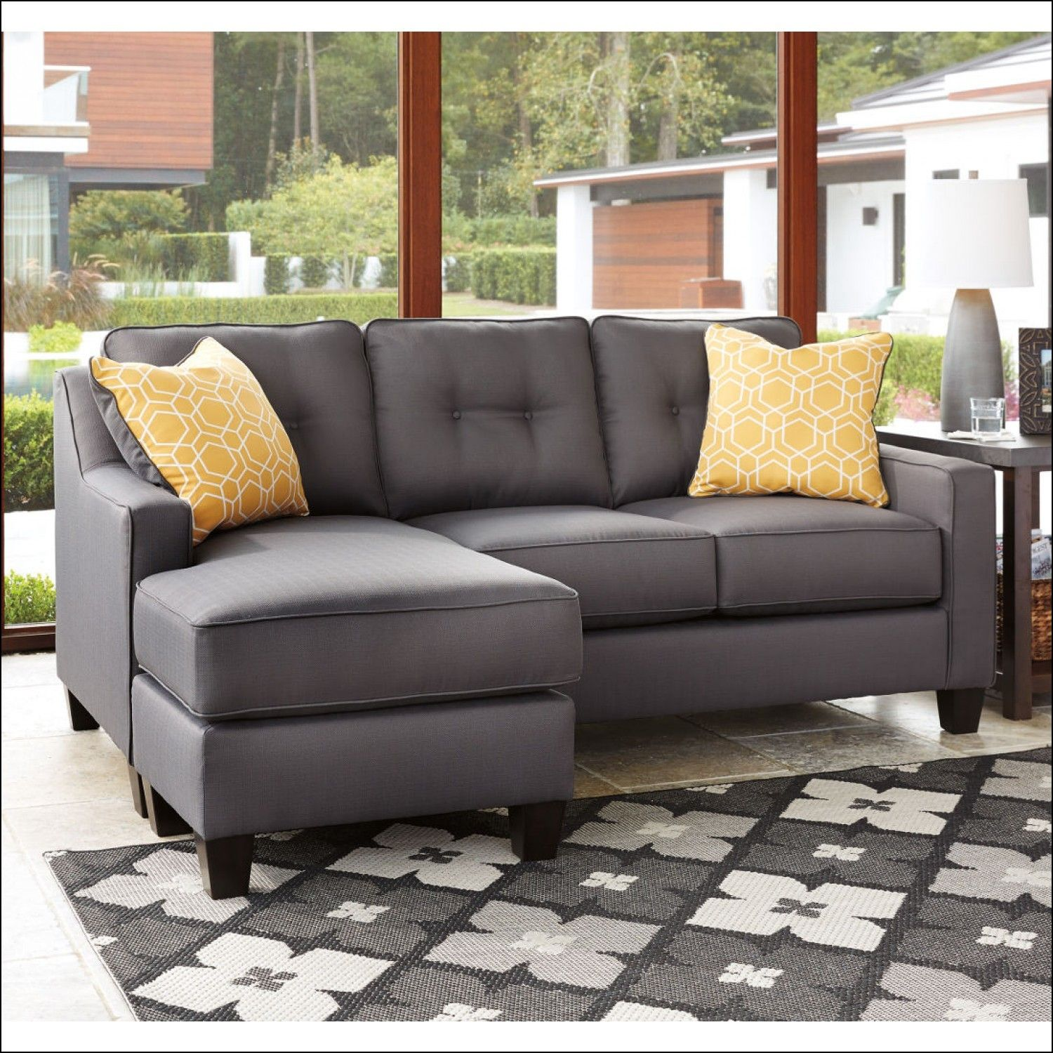 Ashley Furniture Gray Couch Couch & Sofa Gallery