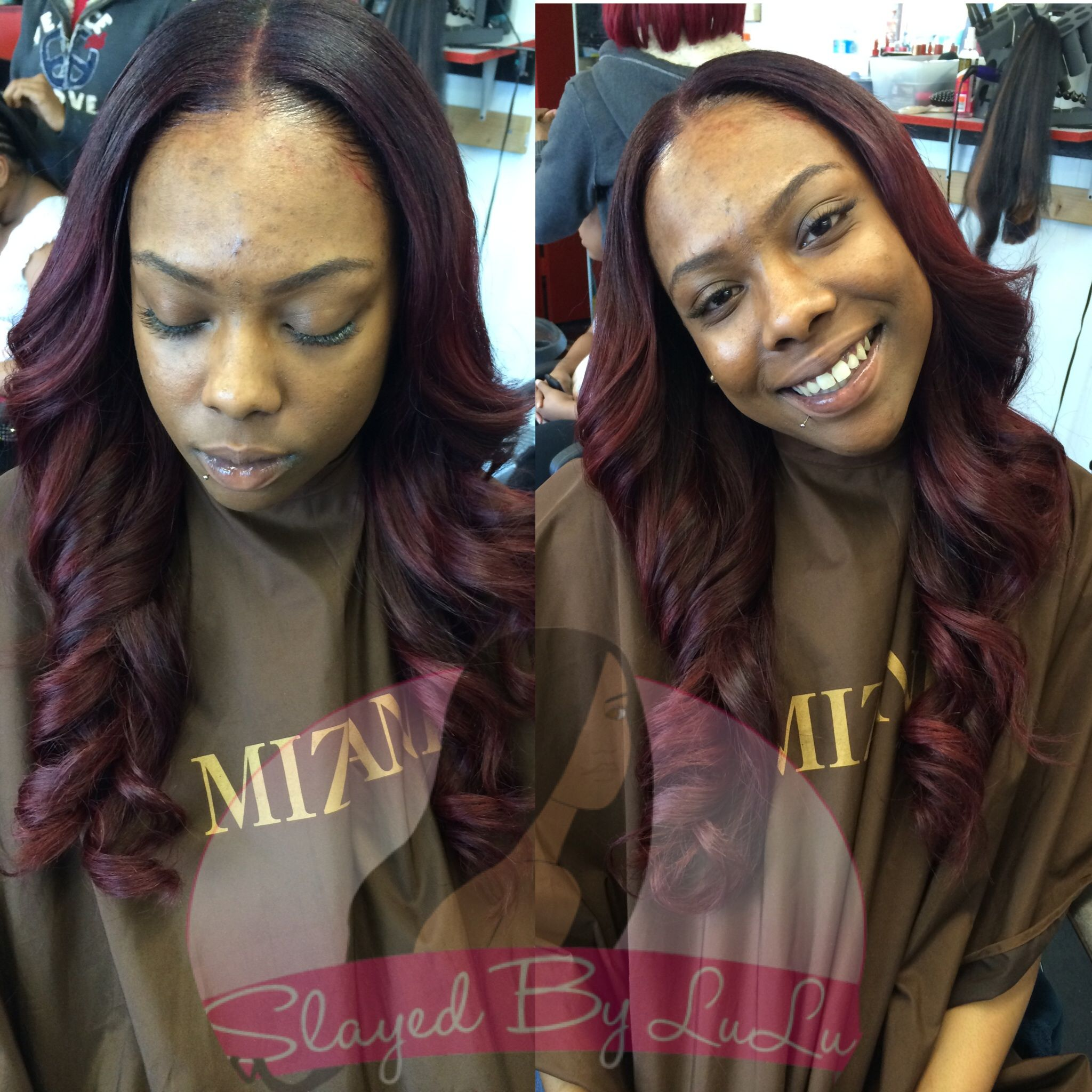 Sew In Shared By Lulu - http://www.blackhairinformation.com/community/hairstyle-gallery/weaves-extensions/sew-shared-lulu/ #weavesandextentions