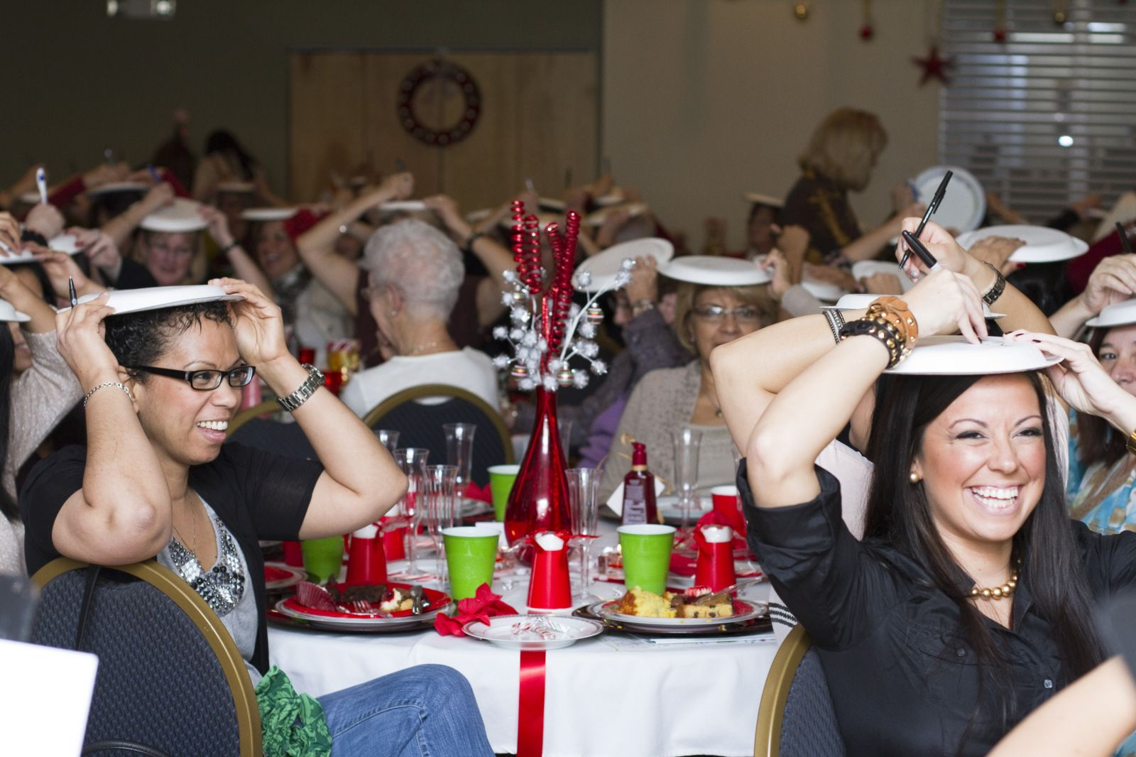 christmas party group games for adults
