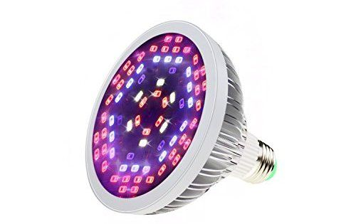 78 LED Lampe de Croissance, SHEKAR 15W Plant Grow Ampoule E27 LED ...