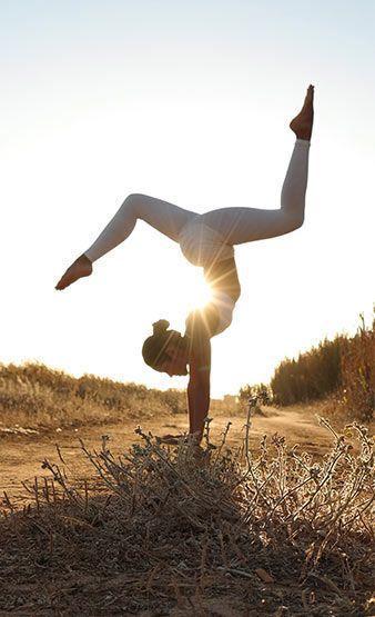 Photo of Bio «Kimberly Snyder – Yoga-Posen – Honourable BLog