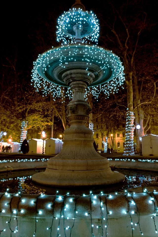 Zrinjevac Zagreb Croatia Zagreb Croatia Croatia Zagreb