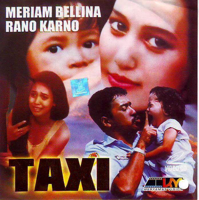 1990 Taksi Arifin C Noer Film Periklanan Sarjana