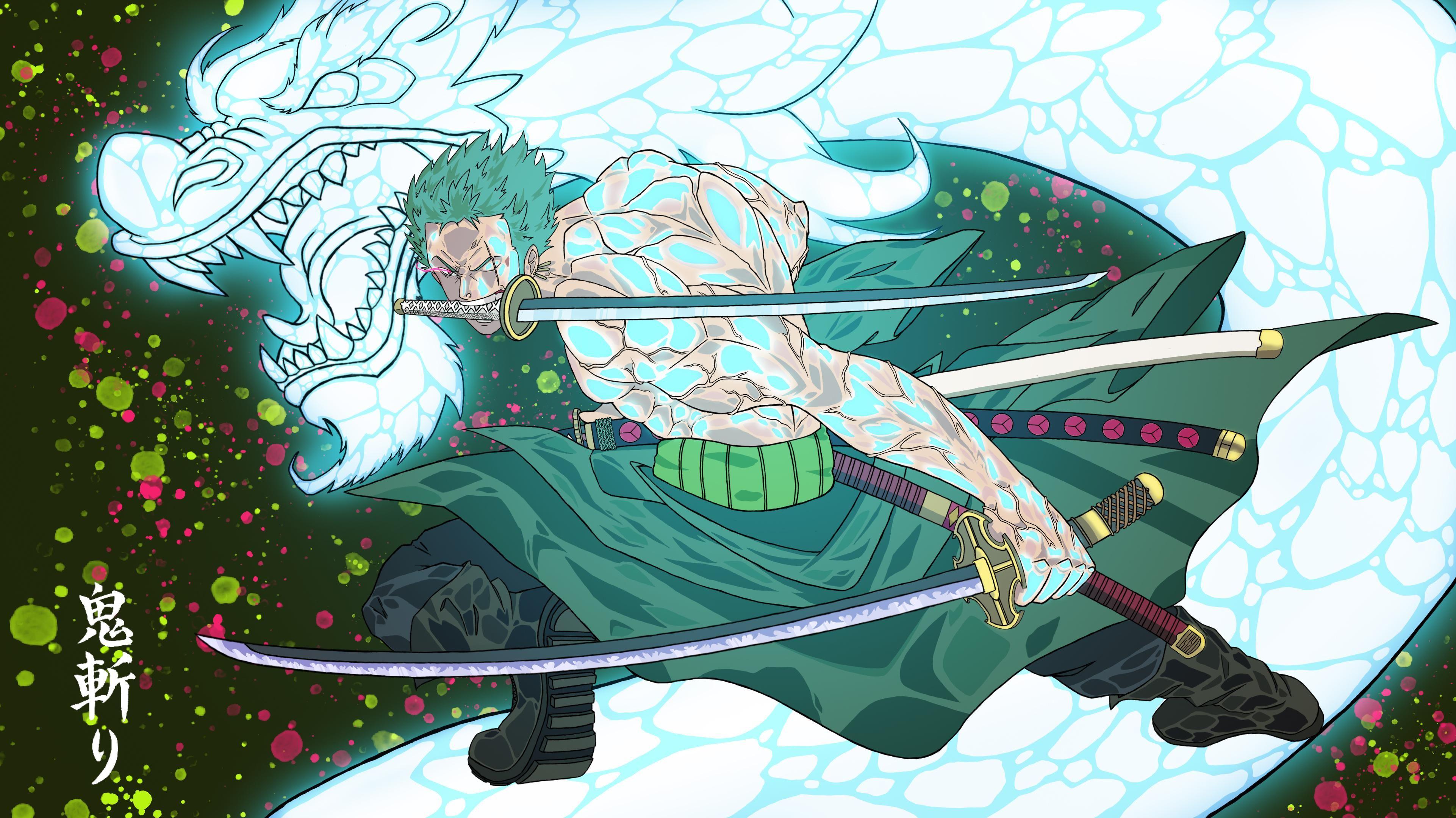 Zoro And Luffy Wallpaper