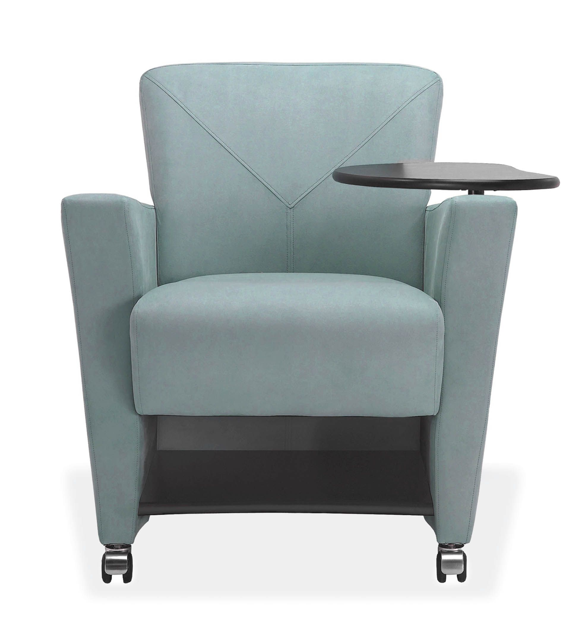 Groovy The Venture Tablet Arm Chair With Storage The Lounge Ibusinesslaw Wood Chair Design Ideas Ibusinesslaworg