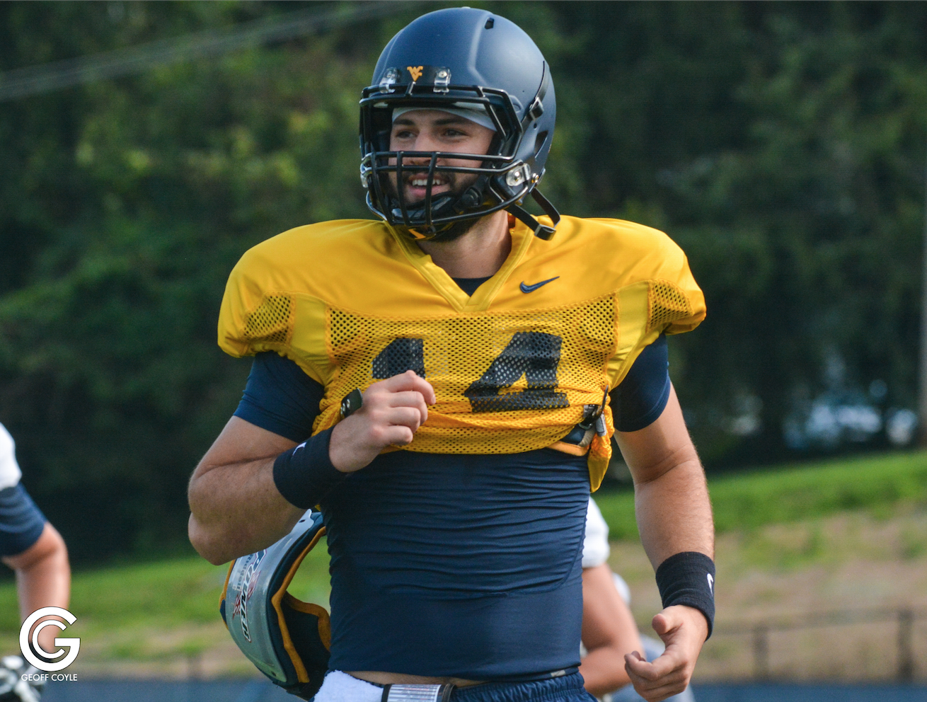 "Officially eligible, Will Grier ""can't wait for Virginia"