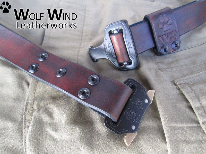 Wolf Wind Leatherworks Leather Craft Projects Leather Projects